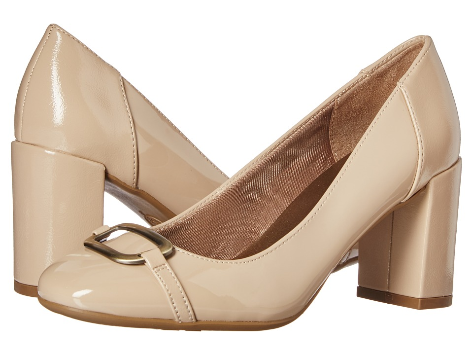 LifeStride - Entranced (Taupe) Women's Shoes
