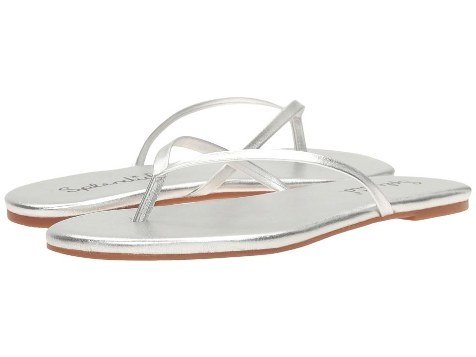 Splendid - Madrid (Silver) Women's Shoes