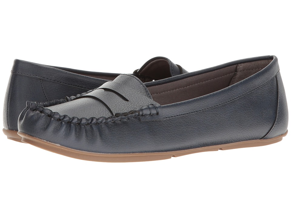 LifeStride - Ivy (Navy) Women's Shoes