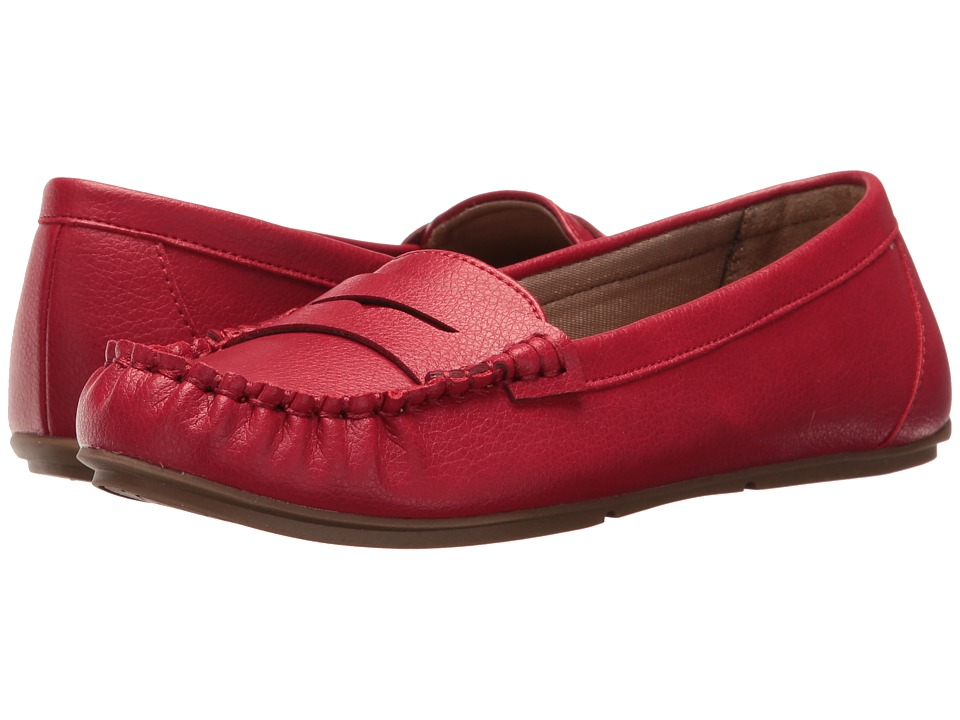 LifeStride - Ivy (Red) Women's Shoes