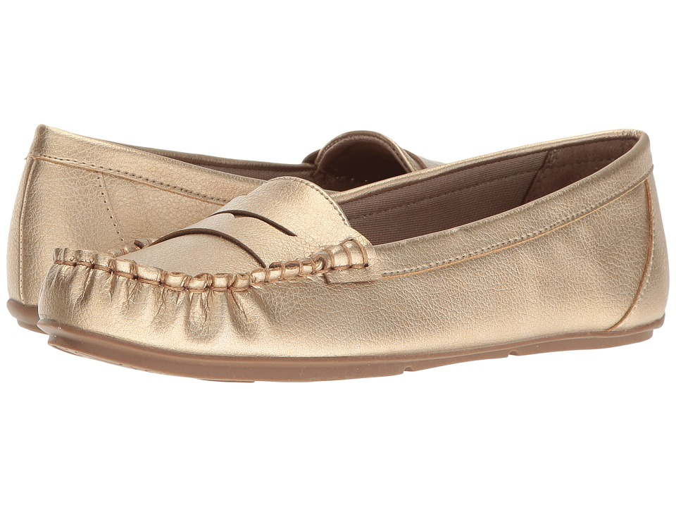 LifeStride Ivy (Soft Gold) Women