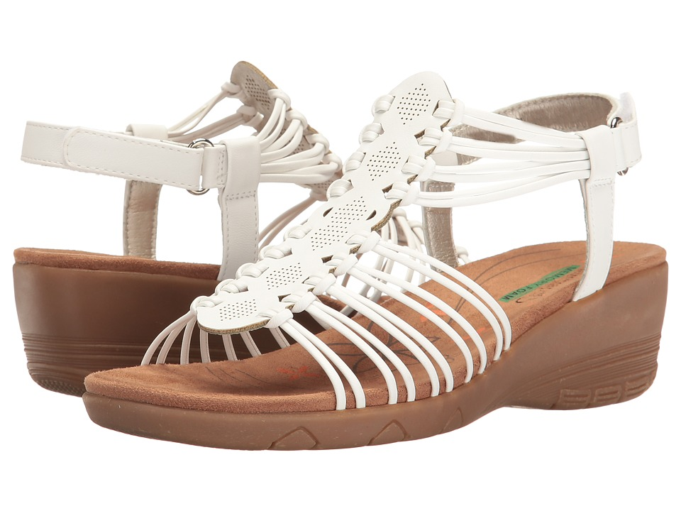 Bare Traps - Haydin (White) Women's Shoes