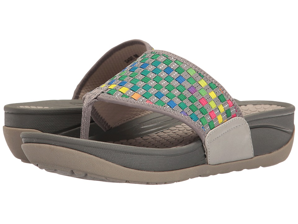 Bare Traps - Dasie (Grey Multi) Women's Shoes