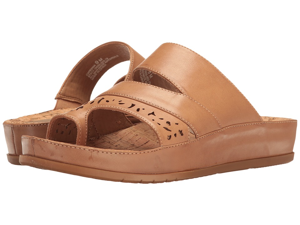 Bare Traps - Careena (Caramel) Women's Shoes