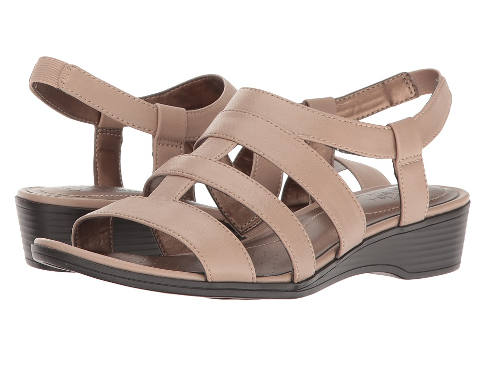 LifeStride - Myleene (Taupe) Women's Shoes