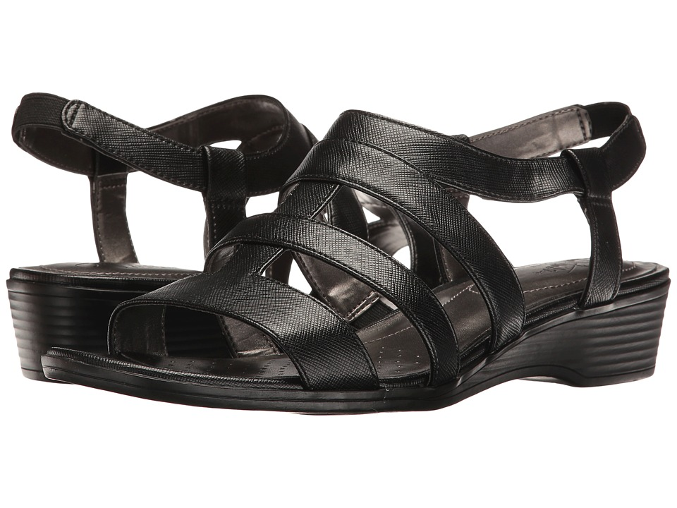 LifeStride - Myleene (Black) Women's Shoes