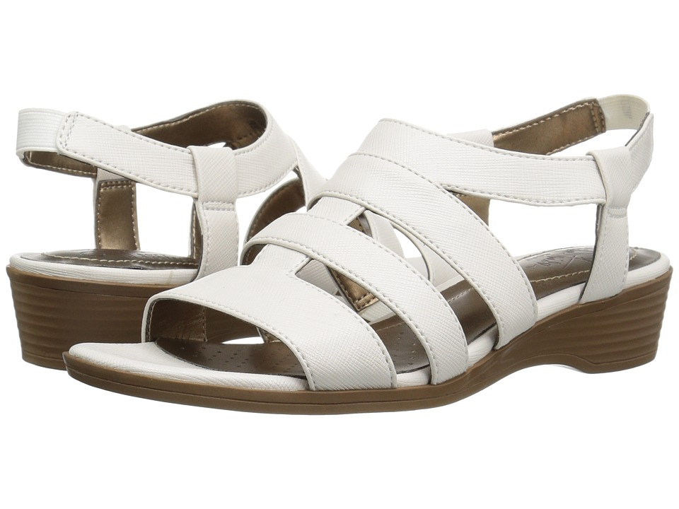 LifeStride - Myleene (White Sand) Women's Shoes