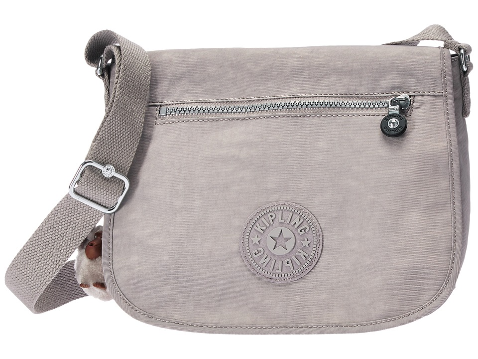 Kipling - Attyson (Slate Grey) Cross Body Handbags