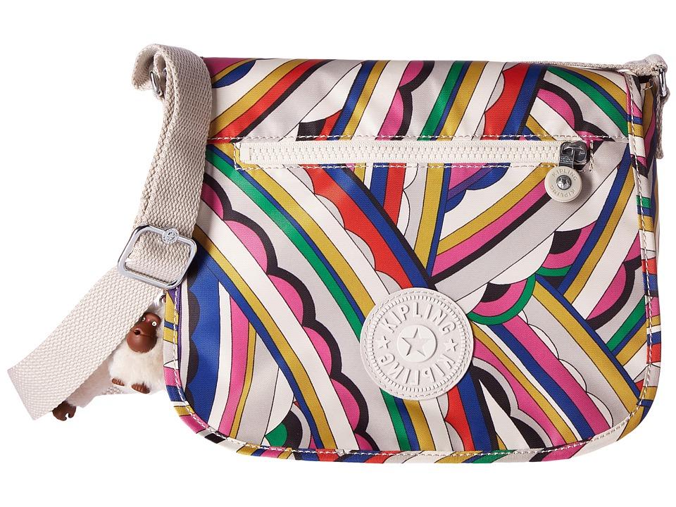 Kipling - Attyson Print (Brightside) Cross Body Handbags