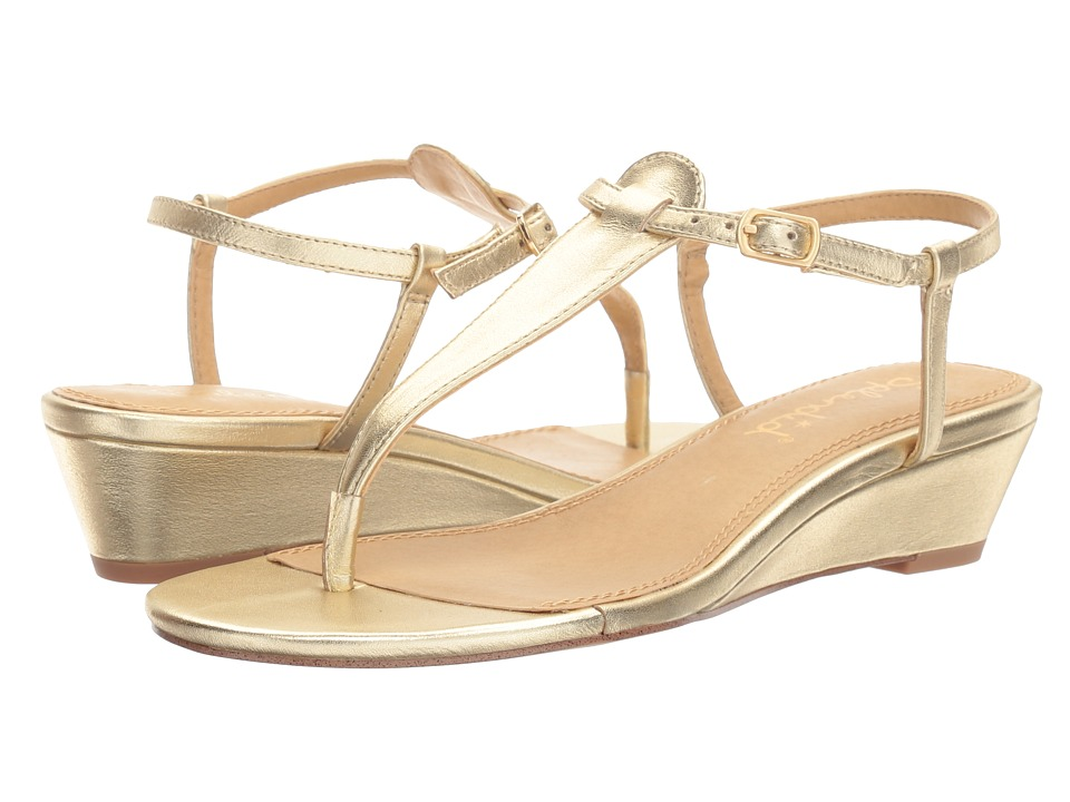 Splendid - Justin (Gold) Women's Shoes