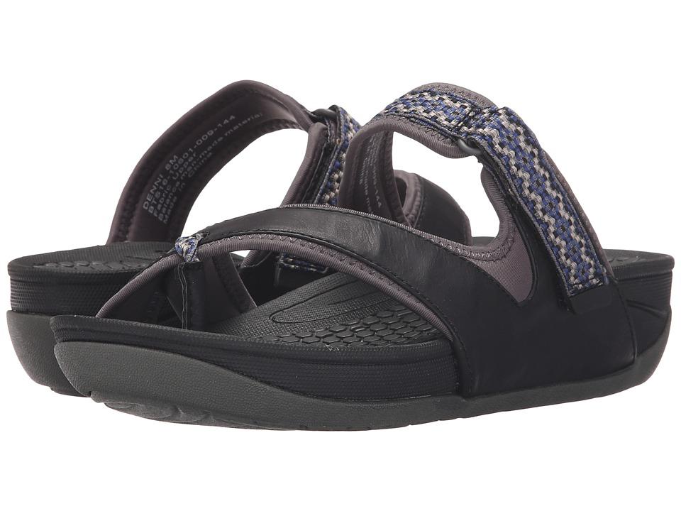 Bare Traps - Denni (Black/Dark Grey) Women's Shoes