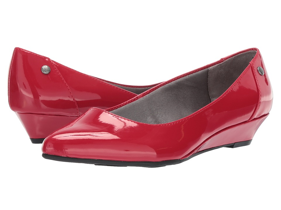 LifeStride - Spark (Red) Women's Shoes