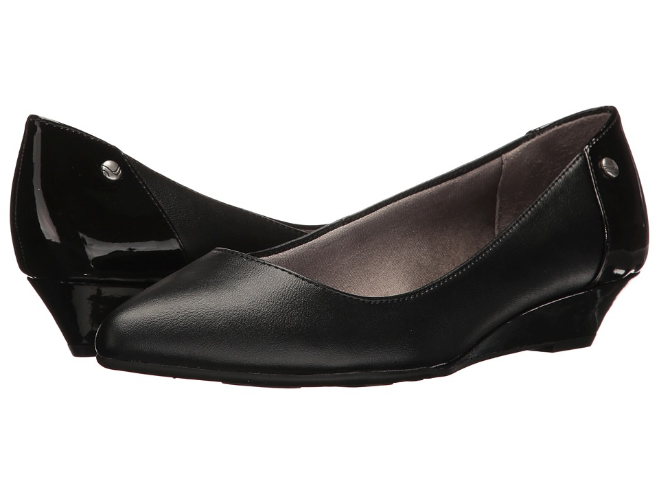 LifeStride - Spark (Black) Women's Shoes