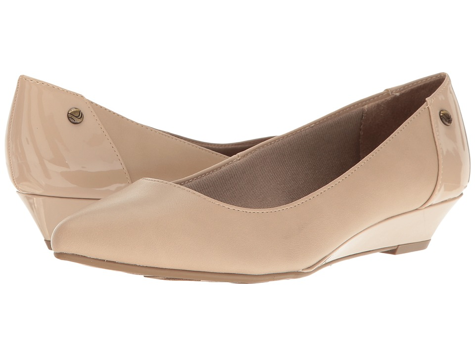 LifeStride - Spark (Taupe) Women's Shoes
