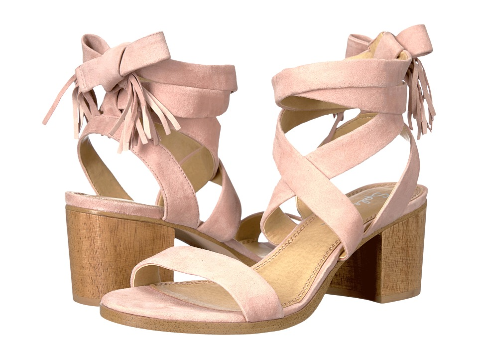 Splendid - Janet (Blush) High Heels