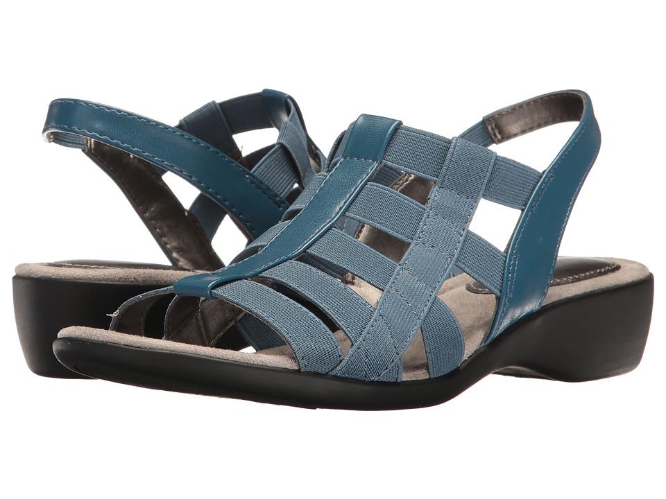 LifeStride - Theory (Denim) Women's Shoes