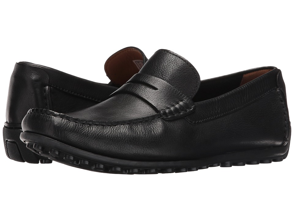 Clarks - Hamilton Way (Black Leather) Men's Shoes
