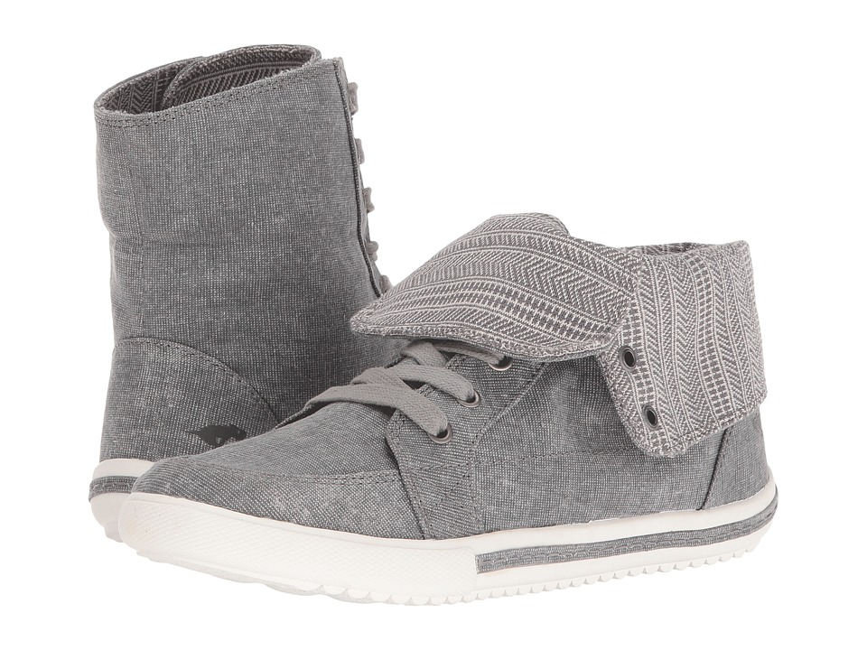 Rocket Dog - Penwell (Grey Estelle) Women's Lace-up Boots