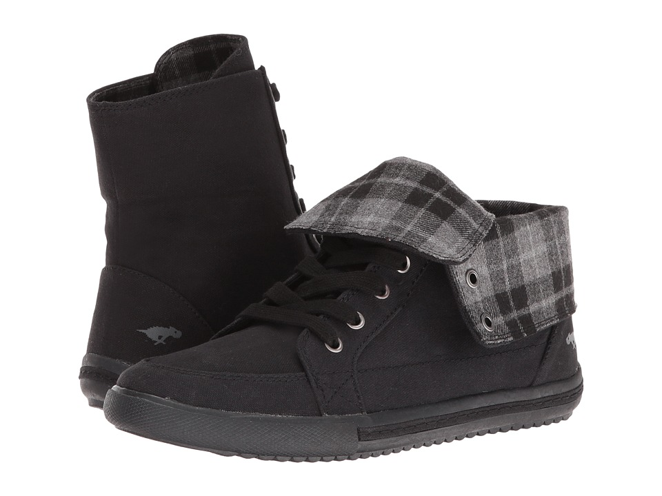 Rocket Dog - Penwell (Black Weekend) Women's Lace-up Boots