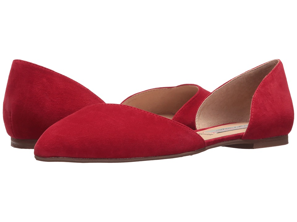 Chinese Laundry - Kristin Cavallari - Cadence (Rebel Red) Women's Flat Shoes