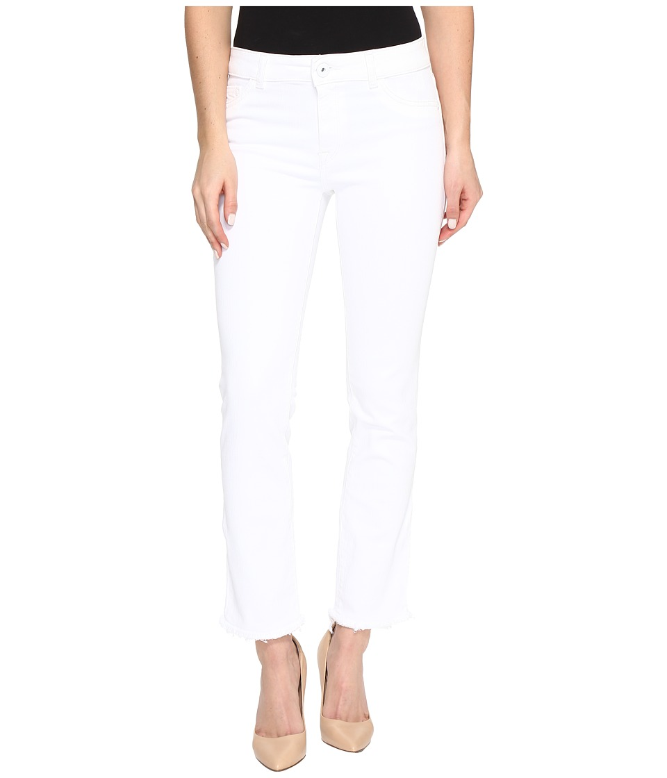 DL1961 - Mara Instasculpt Straight Ankle Crop in Oakley (Oakley) Women's Jeans
