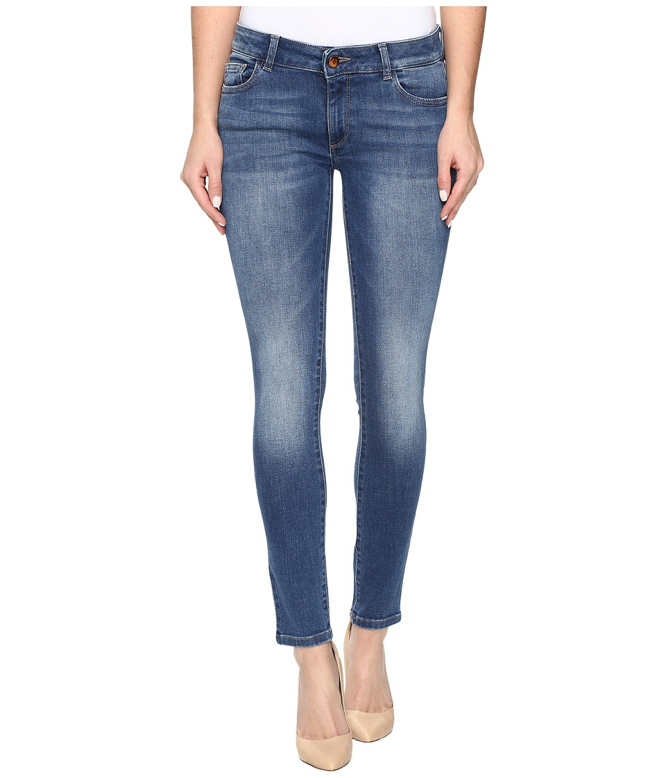 DL1961 - Emma Power Leggings in Crown (Crown) Women's Jeans