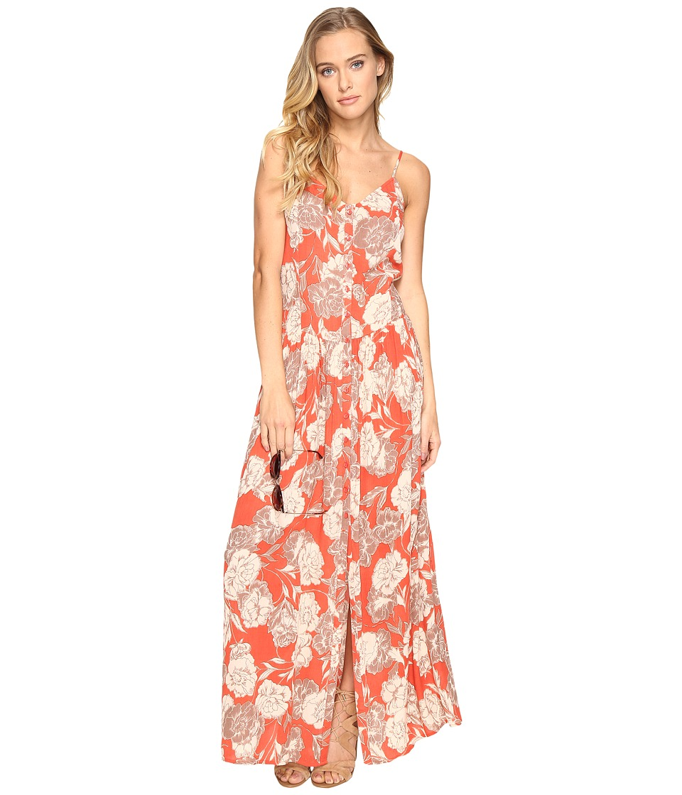 Amuse Society - Venetta Dress (Sienna) Women's Dress
