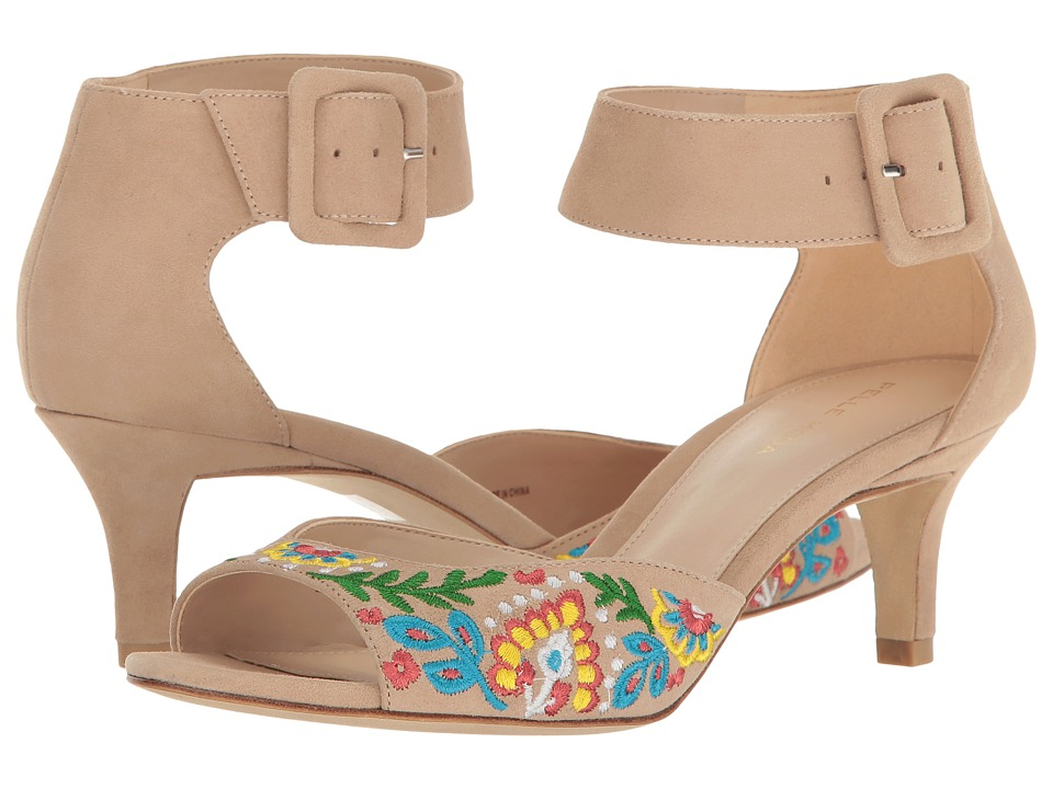 Pelle Moda - Berlin2 (Sand Embrodied) Women's Shoes
