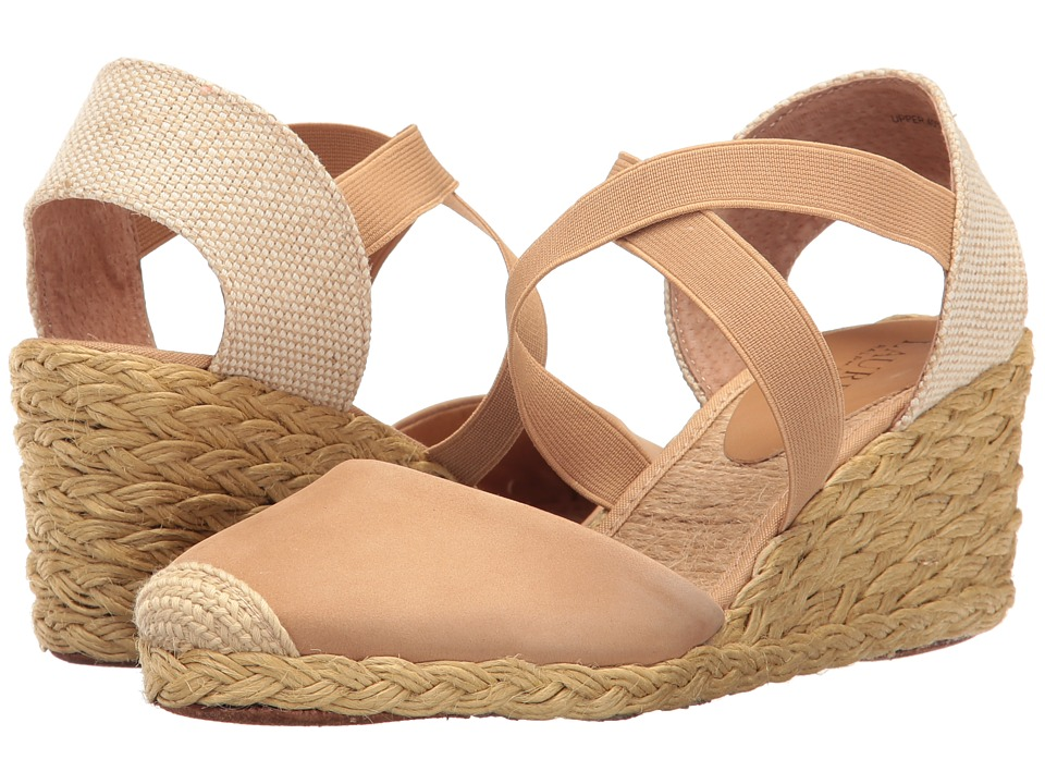 LAUREN Ralph Lauren - Casandra (Safari Tan) Women's Wedge Shoes