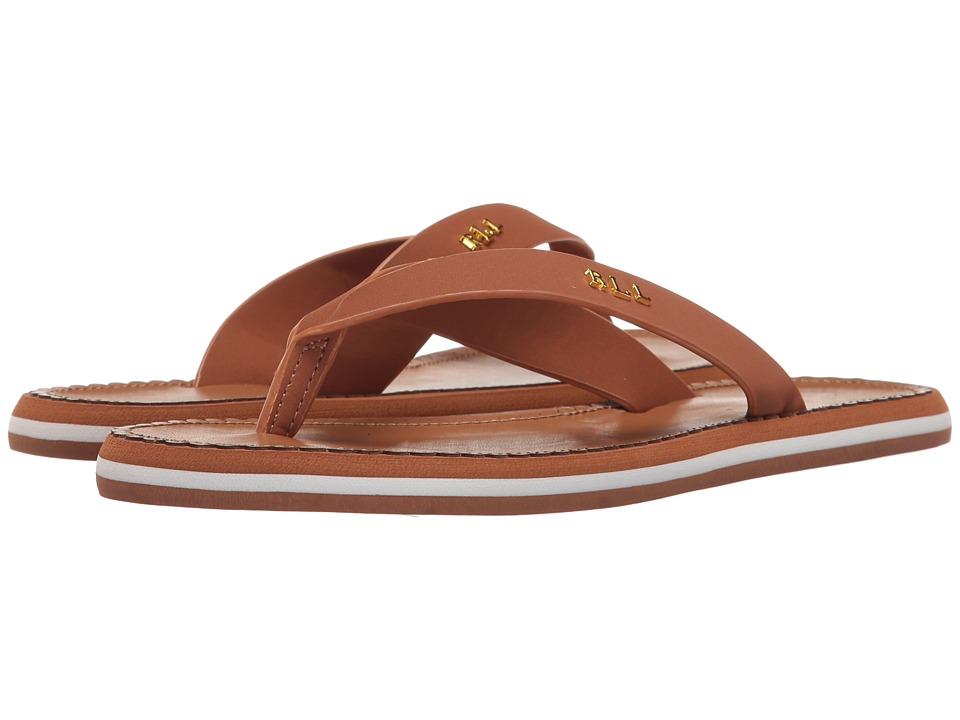 LAUREN Ralph Lauren - Ryanne (Tan) Women's Shoes