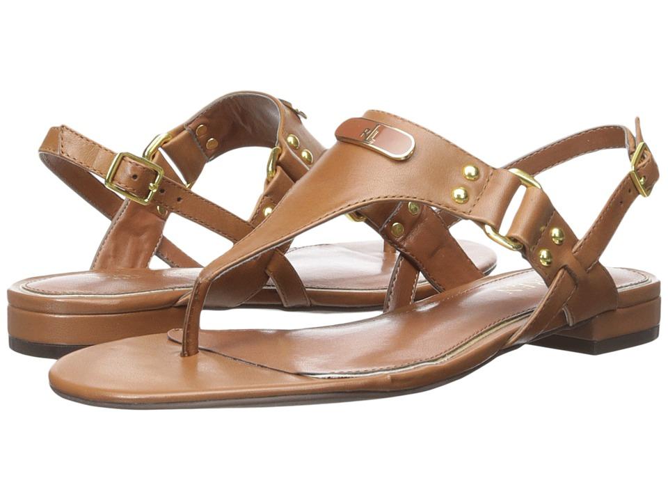 LAUREN Ralph Lauren - Valinda (Polo Tan) Women's Sandals