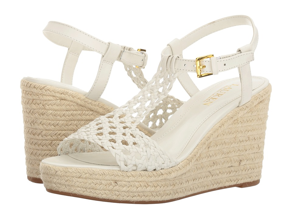 LAUREN Ralph Lauren - Hailey (RL White) Women's Shoes