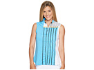 Jamie Sadock - Embroidered Sleeveless Top