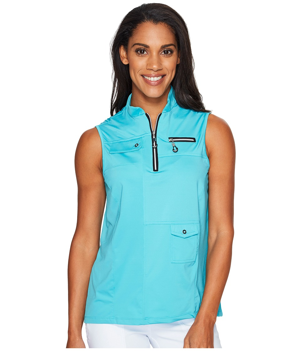 Jamie Sadock - Sleeveless Top (Antigua) Women's Sleeveless