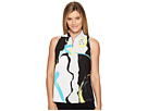 Jamie Sadock - Hugs and Kisses Print Sleeveless Top