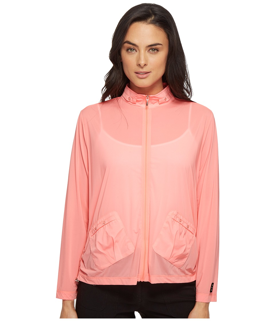 Jamie Sadock - Sunsence Lightweight Jacket with UVP 30 (Tutti Fruiti) Women's Coat