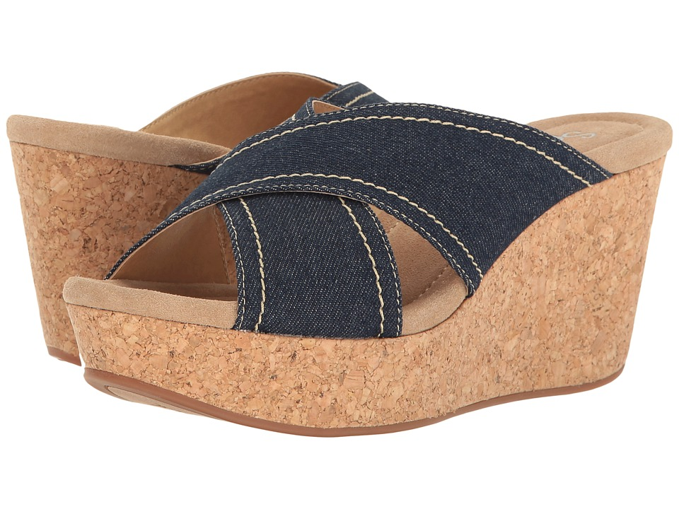Splendid - Joan (Denim) Women's Shoes