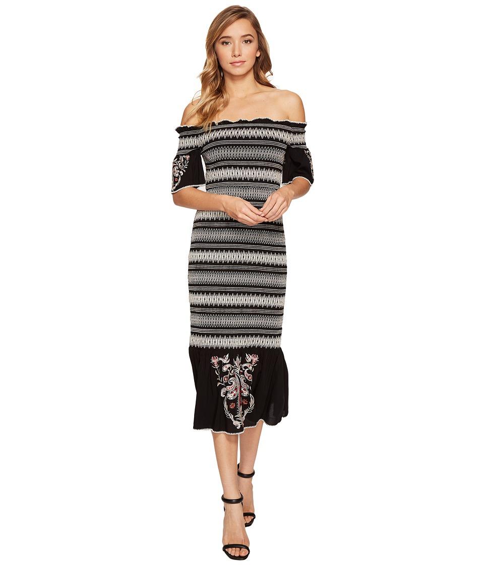 Rachel Zoe - Nicolette Gown (Black) Women's Dress