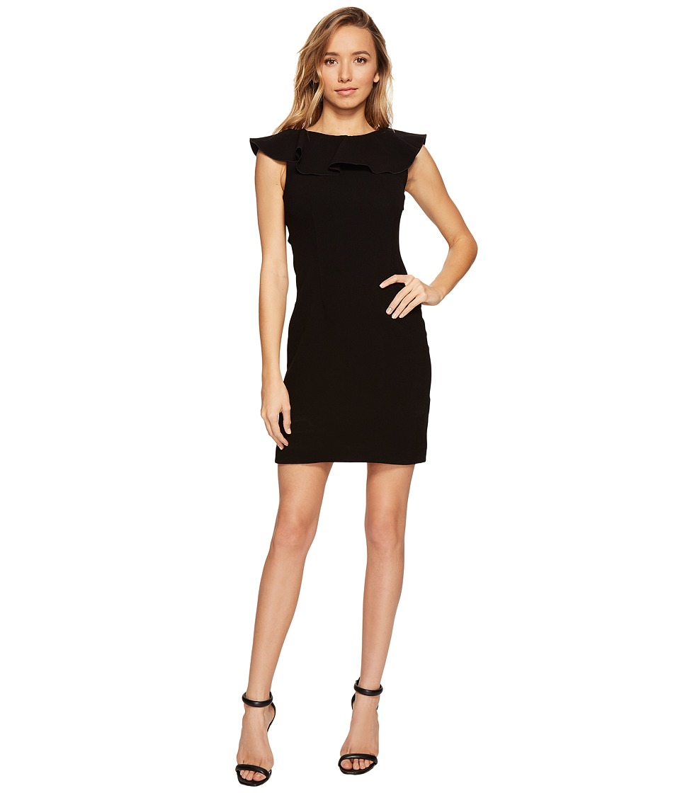 Rachel Zoe Deandrea Dress (Black) Women