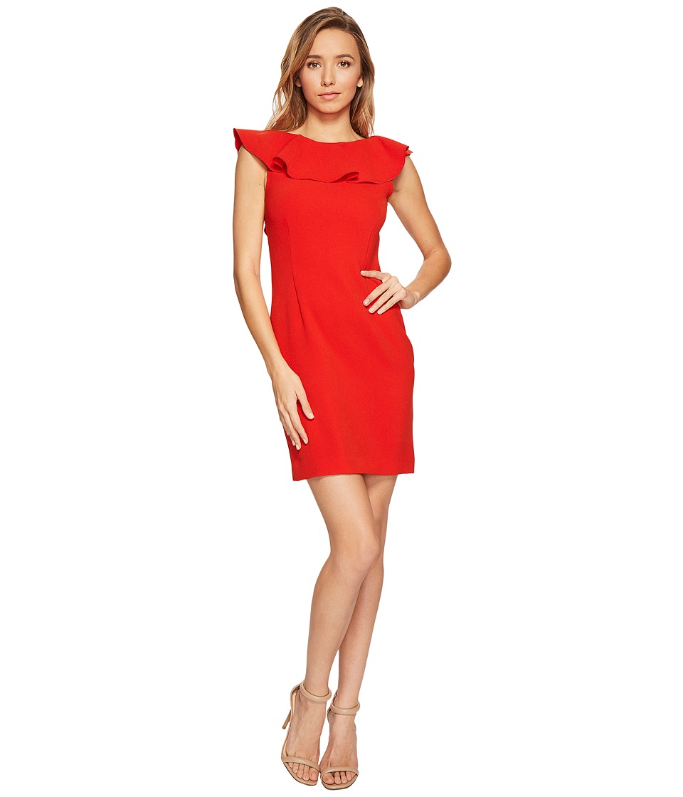 Rachel Zoe - Deandrea Dress (Strawberry) Women's Dress