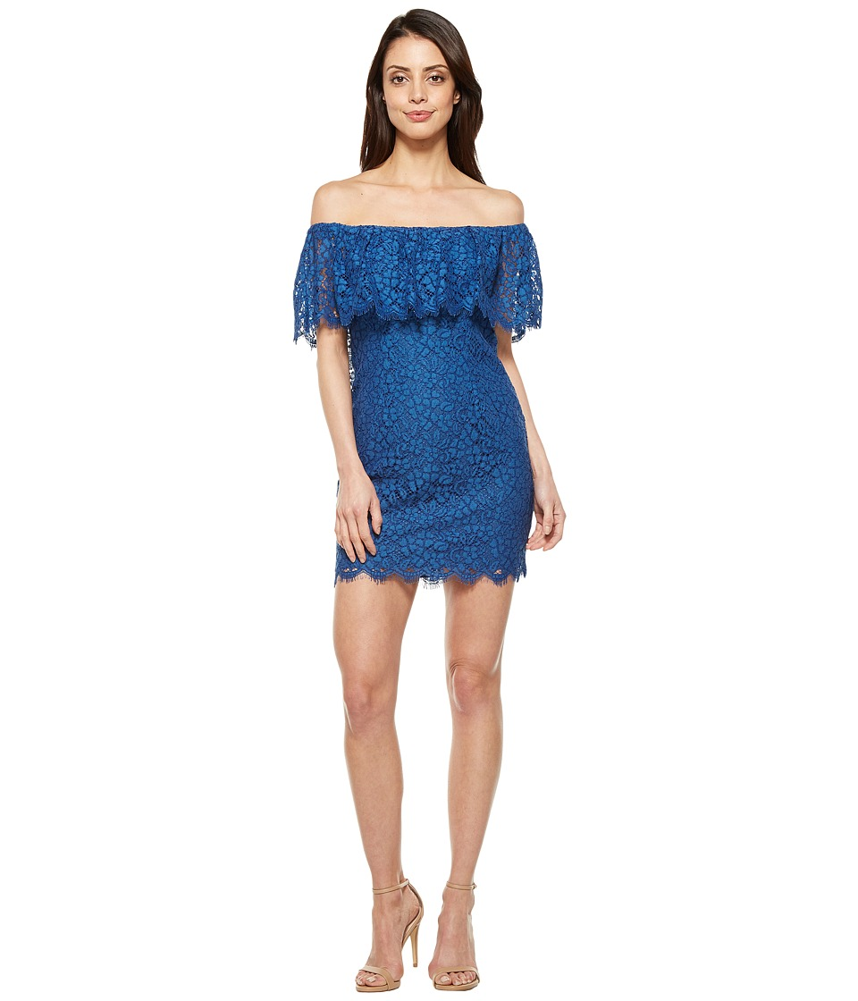 Rachel Zoe Adelyn Dress (Lapis) Women
