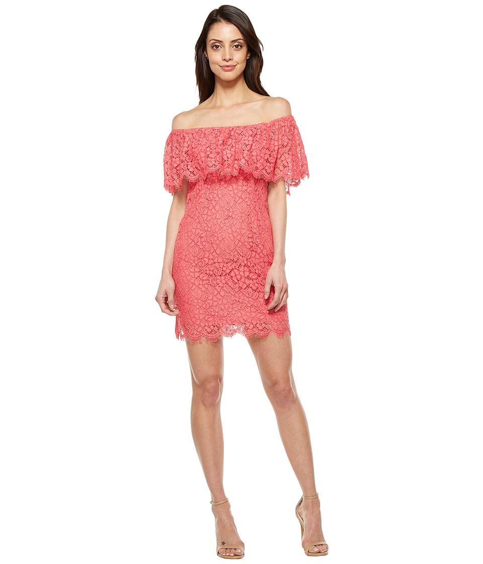 Rachel Zoe - Adelyn Dress (Raspberry) Women's Dress