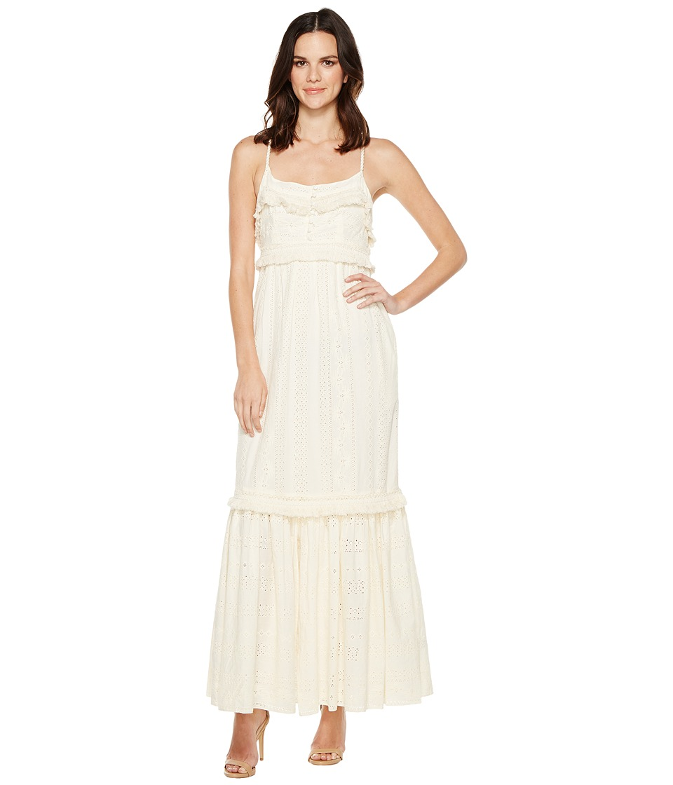 Rachel Zoe Riley Gown (Ecru) Women