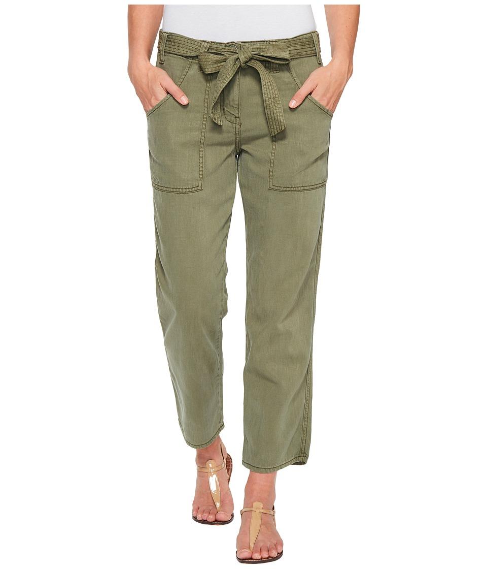 Sanctuary - Karate Crop Pants (Cadet) Women's Casual Pants