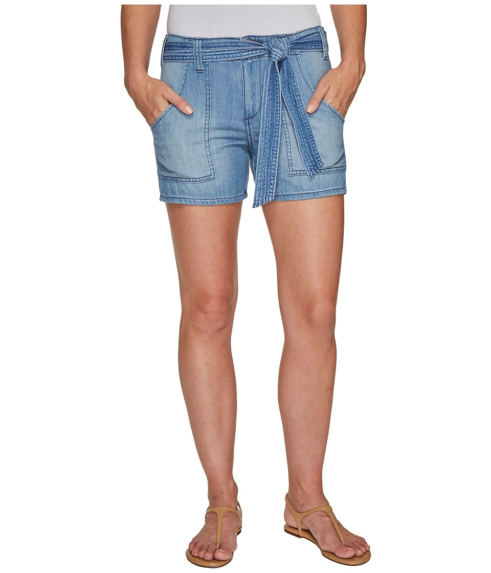 Sanctuary - Karate Shorts (Simona Wash) Women's Shorts