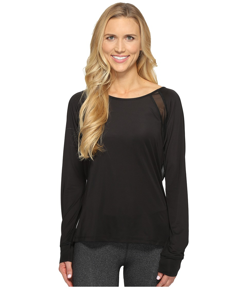 Fila - Show Stopper Top (Black) Women's Clothing
