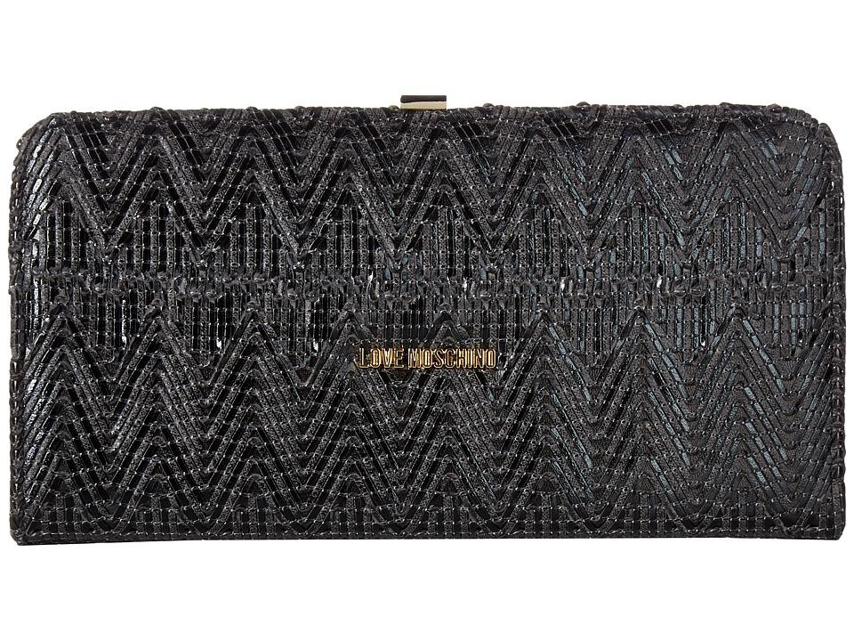 LOVE Moschino - Evening Bag (Black) Bags