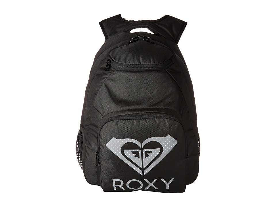 Roxy - Shadow Swell Solid Backpack (Anthracite) Backpack Bags