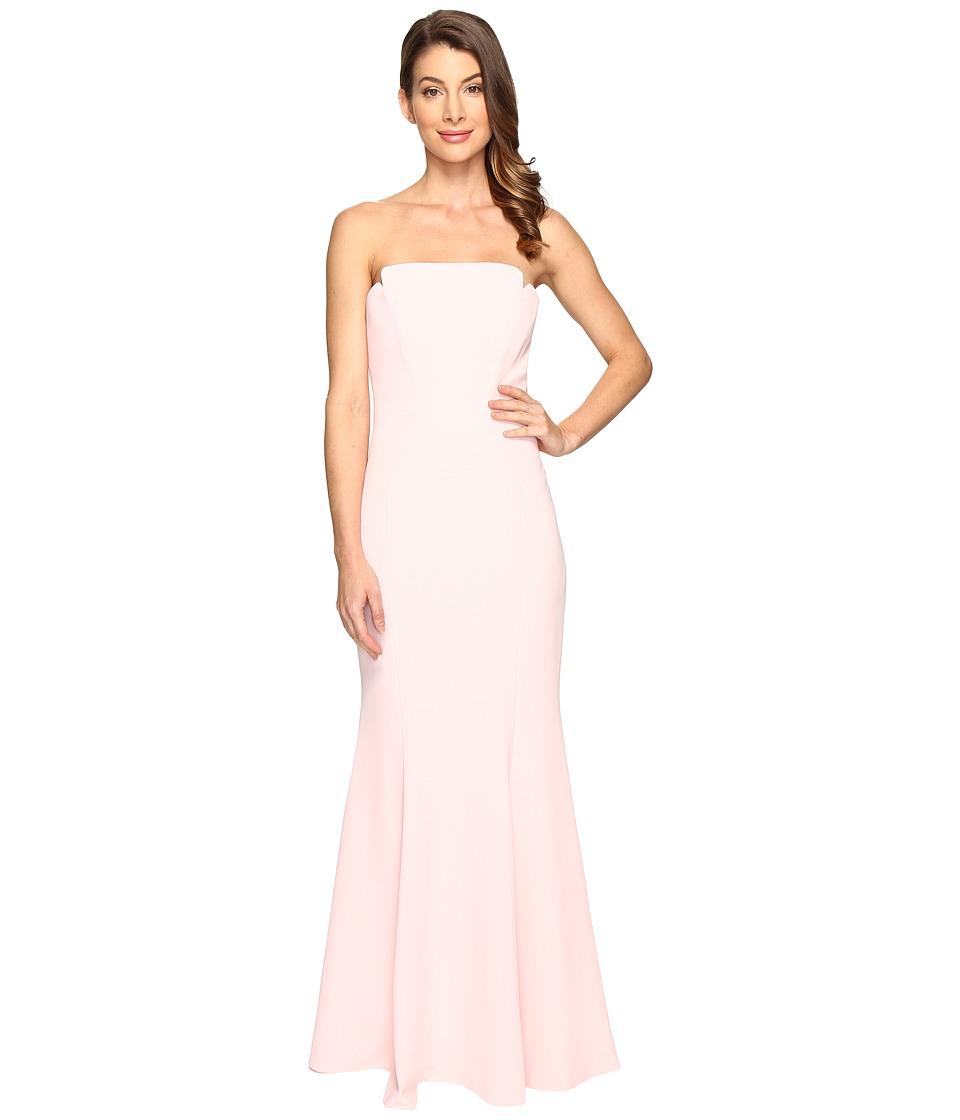 JILL JILL STUART - Harlow Strapless Hourglass Gown (Ballet Pink) Women's Dress