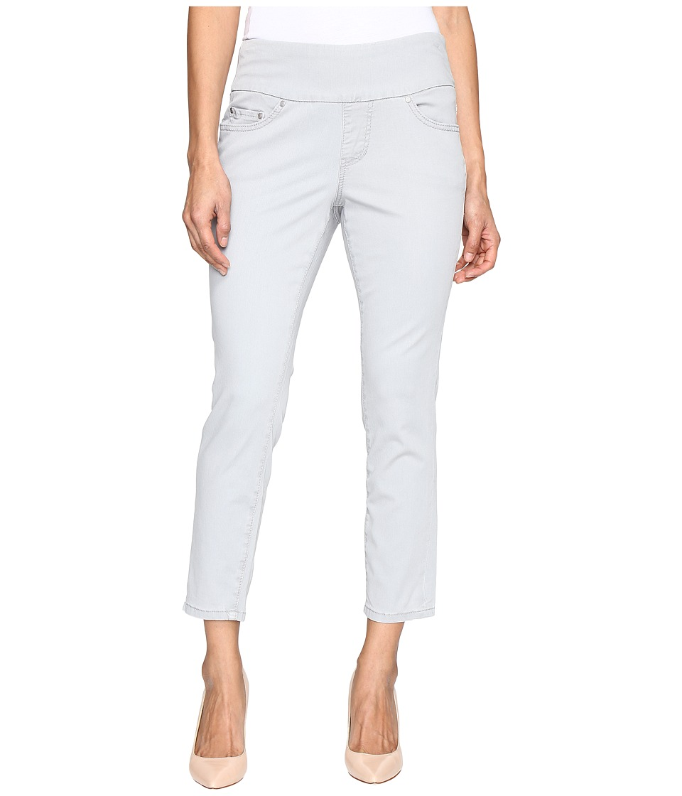 Jag Jeans Petite - Petite Amelia Pull-On Slim Ankle in Bay Twill (Shadow) Women's Casual Pants